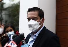"""Miguel Torres: """"Desde ayer (lunes) hemos cortado contacto con Keiko Fujimori y apelaremos"""""""
