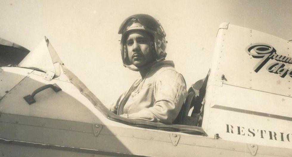 Bascaro fue piloto de guerra para el gobierno de Fulgencio Batista en Cuba. Foto: CORTESÍA DE MYRA BASCARO, vía BBC Mundo