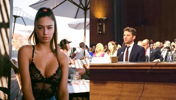 Ex novia de Ryan Phillippe lo denuncia por maltrato físico