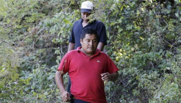 El día que busqué desaparecidos en Iguala con Miguel Jiménez