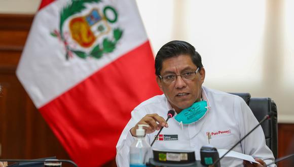 APP solicitó que el primer ministro, Vicente Zeballos, informe sobre la situación de la Policía Nacional por el coronavirus. (Foto: PCM)