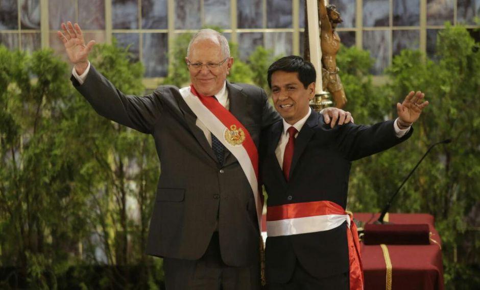 Jorge Meléndez, congresista de Peruanos por el Kambio, asumió la cartera de Desarrollo e Inclusión Social. (Foto: El Comercio)