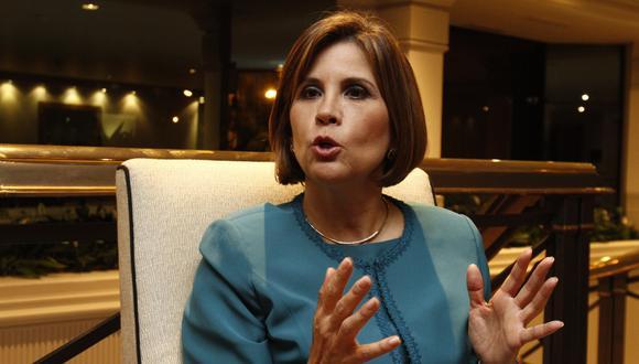 María Eugenia Mohme ocupa el cargo de presidenta del Consejo de la Prensa Peruana en el periodo 2020-2022. (Foto: La República)