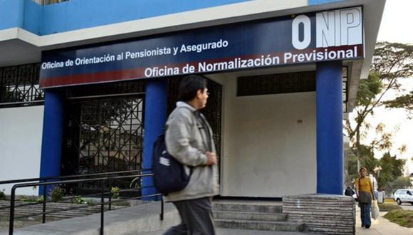 Congreso tiene previsto debatir dictámenes que permiten el retiro de los fondos del sistema nacional de pensiones. El Ejecutivo planteó a los parlamentarios la entrega de una composición (Foto: GEC)
