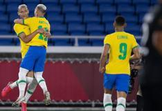 Vía Claro Sports online, Brasil - Egipto por Tokio 2020: ver partido