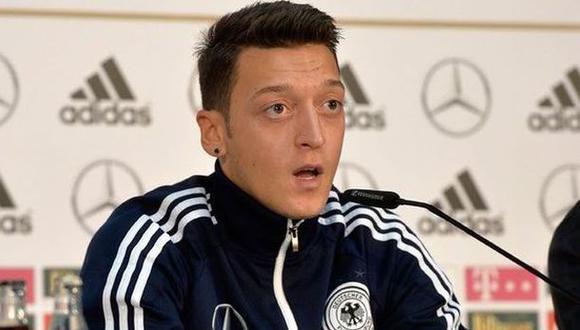 Özil aseguró que Alemania no irá al Mundial para quedar segundo