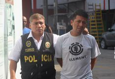 Sentencian a cuatro años de prisión efectiva a sujeto que participó en asalto a una coaster en San Martín de Porres