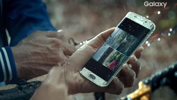 """Samsung muestra por """"accidente"""" el nuevo Galaxy S7 [VIDEO]"""