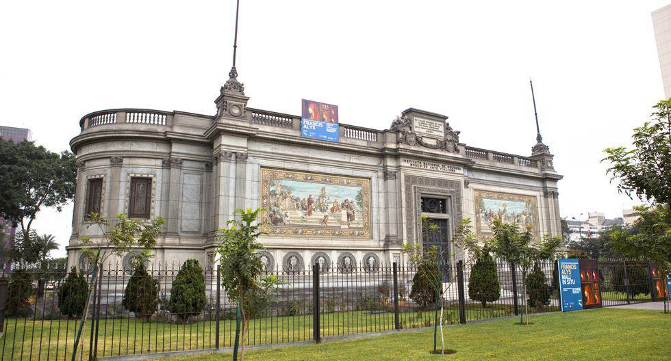 Museo de Arte Italiano (Dirección: Paseo de la República s/n, Lima. Horario: de 10:00 a. m. a 04:30 p. m.)