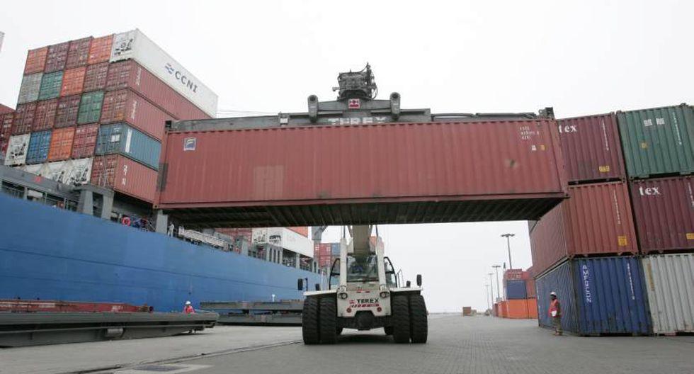 El comercio con China creció 4% en el primer semestre. (Foto: GEC)