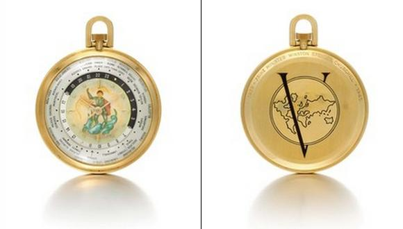 El reloj de Winston Churchill que cuesta 752.000 dólares