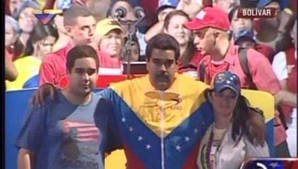 Maduro nombra a su inexperto hijo director de Escuela de Cine