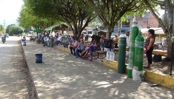 El mayor número de personas fallecidas está en las ciudades de Juanjuí y Tarapoto (Foto: cortesía)