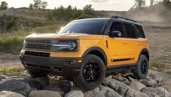 La todo todoterreno Ford Bronco Sport es solo el primer integrante de la familia de la legendaria marca Bronco.