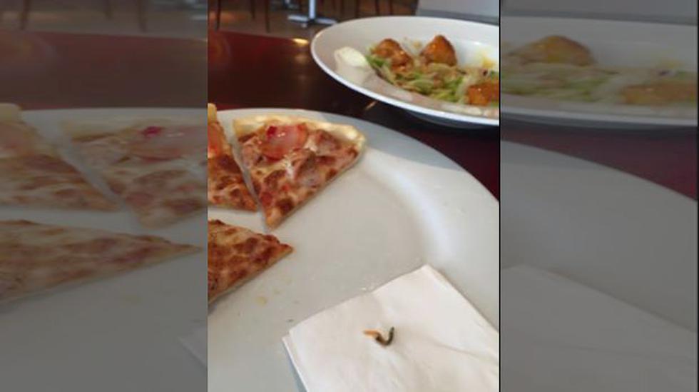 Facebook: denuncia por gusano hallado en pedido de Pizza Hut - 1