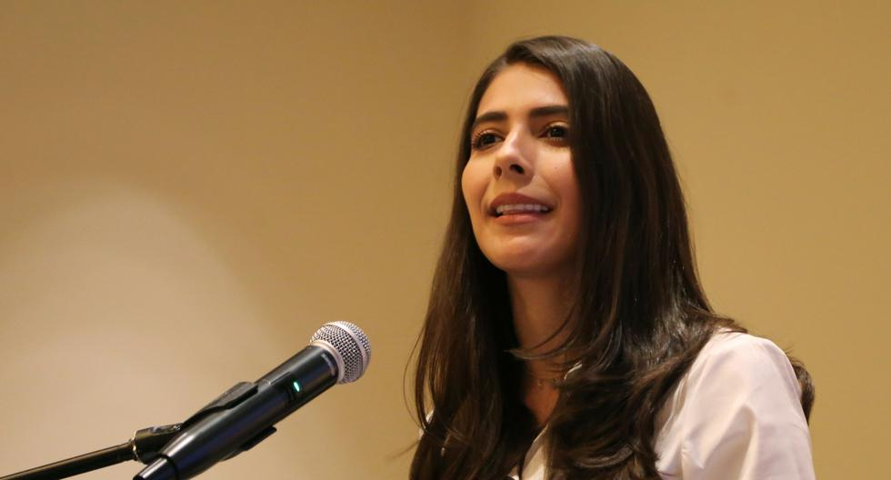Berenice Quezada, una modelo de 27 años, no tiene activismo político conocido. (Foto: Reuters)
