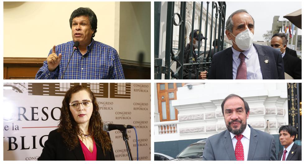 Más de 20 excongresistas regresan al Parlamento como asesores
