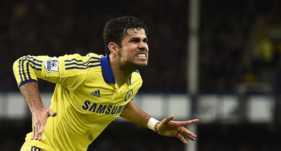 Costa se burló, peleó y anotó dos goles en triunfo de Chelsea - 14