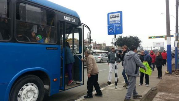 Corredor azul: desde setiembre habrá 78 buses en ruta troncal