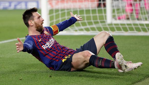 Lionel Messi es el máximo ganador del balón de Oro con cinco premios. (Foto: AP)