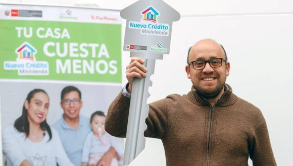 Según el Ministerio de Vivienda, actualmente, hay más de 75.000 viviendas disponibles para el Bono del Buen Pagador. El 65,9% de dicha oferta se concentra en Lima y Callao. (Foto: Mivivienda)