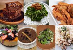 Semana Santa: chefs comparten recetas sin carnes para preparar en casa