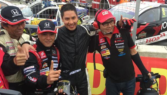 CCTC: Kobashigawa y Wong ganaron las 3 Horas Peruanas