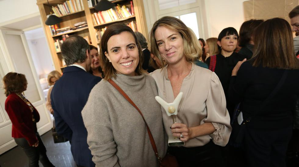 Recepción en honor a Silvana Pestana, ganadora del premio Kuna Woman. (Foto: Víctor Idrogo/ El Comercio)
