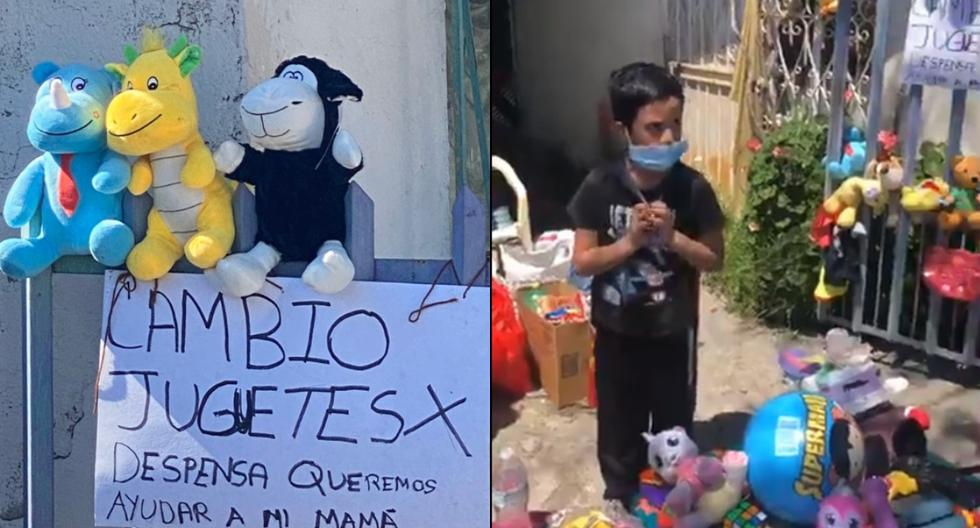 La historia de la familia se hizo viral en Facebook (Foto: Twitter/ @Alemend)
