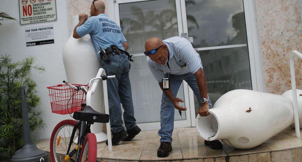 Estados Unidos: Así se combate el zika en Florida - 2