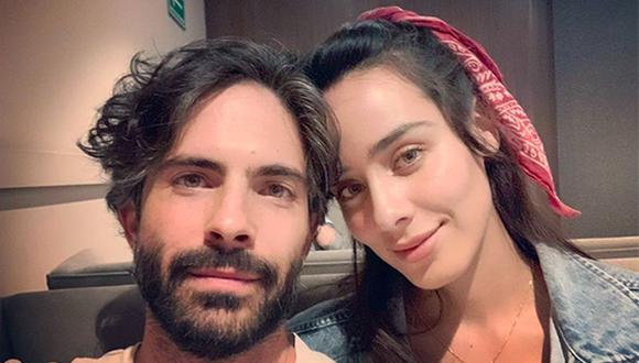 El romance entre Osvaldo Benavides y Esmeralda Pimentel se convirtió en el preferido de la gente (Foto: Instagram de Osvaldo Benavides)