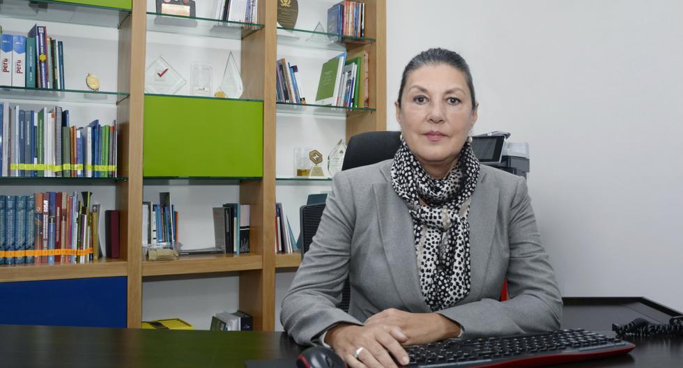 Fabiola León-Velarde reconoce el trabajo del Concytec y Fondecyt en sacar adelante tres concursos en pandemia.