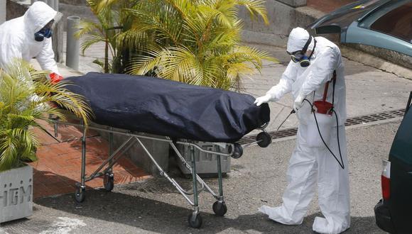 Coronavirus en Colombia   Últimas noticias   Último minuto: reporte de infectados y muertos hoy, miércoles 21 de abril del 2021   Covid-19   (Foto: EFE/ Luis Eduardo Noriega A.).