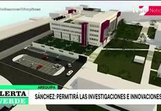 Arequipa: UNSA tendrá primer parque científico y tecnológico