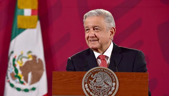 El presidente de México, Andrés Manuel López Obrador, se enfrentó a Felipe Calderón en los comicios presidenciales del 2006. (EFE/Presidencia).