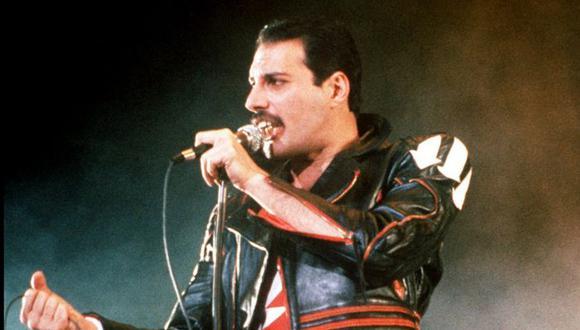 Freddie Mercury, uno de los íconos musicales de su generación. (Foto: Agencias)