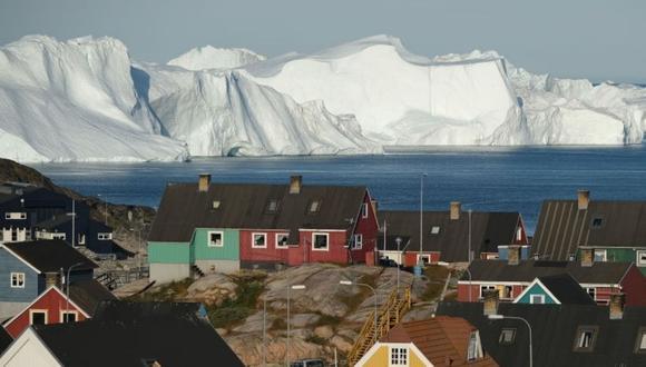 Muchas de las casas en Groenlandia se encuentran cerca de las costas. (Foto: Sean Gallup / Getty Images)