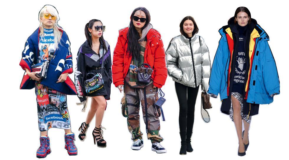 """""""Incluye prendas que son utilizadas normalmente para acampar y que, por lo general, no nos aventuraríamos a combinar con tacones u otras prendas elegantes"""", comenta la asesora de imagen Ana María Uzuriaga."""