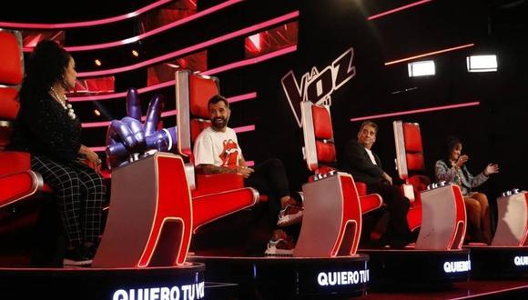 """Conoce cuándo empiezan los conciertos en vivo de """"La Voz Perú"""". (Foto: Latina)"""