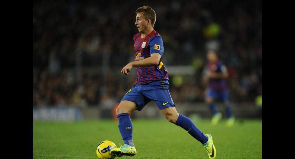 Barcelona: los 15 jugadores que se fueron en el 2014 - 13