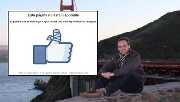 Facebook quitó cuenta de copiloto alemán Andreas Lubitz
