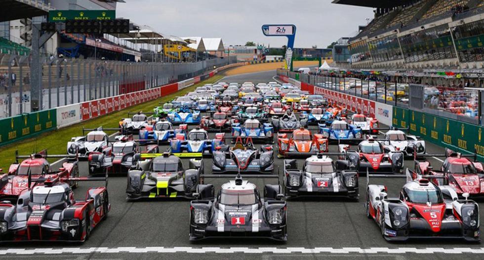 La fecha de las 24 Horas de Le Mans ahora se disputará entre el 19 y 20 de setiembre. (Fotos: WEC/Agencias).
