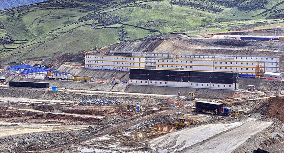 En el Perú, la producción de cobre en las minas alcanzaron la cifra de 2.400 toneladas métricas finas (TMF) en el 2019.