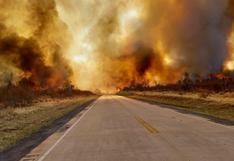 Bolivia: incendios en el Valle de Tucabaca afectan a una reserva y atemorizan a las comunidades de la Chiquitania