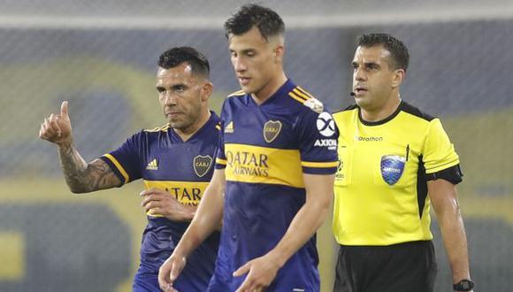 Conmebol decidió aplazar el duelo entre Internacional vs. Boca Juniors para el 2 de diciembre. (Foto: AFP)