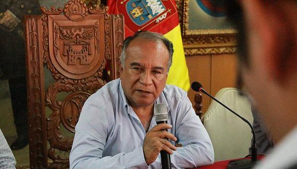 La Dirección Regional de Salud de Piura confirmó el deceso del exalcalde Óscar Miranda a causa del COVID-19. (Foto: Carlos Chunga)