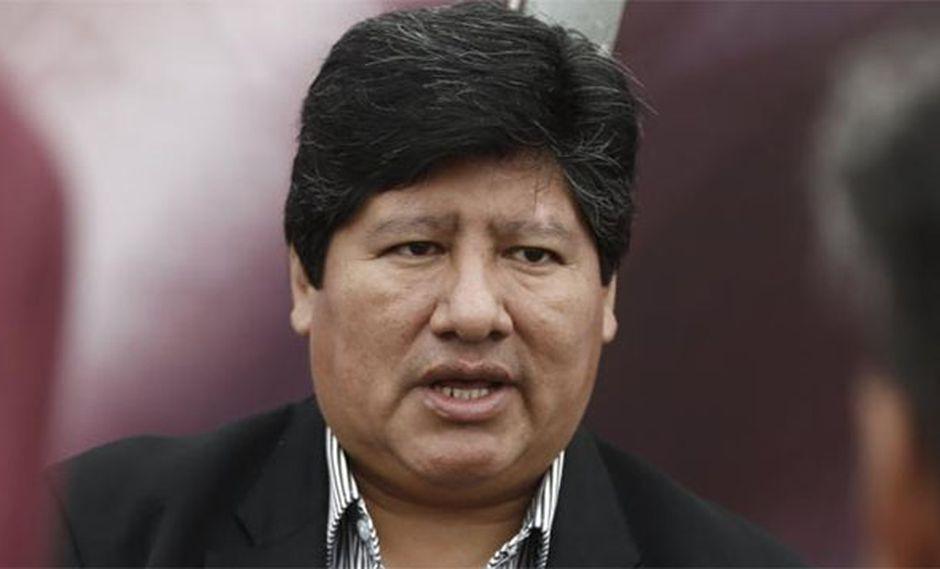 Edwin Oviedo ha sido detenido como parte de las investigaciones contra Los Cuellos Blancos del Puerto. (Foto: GEC)