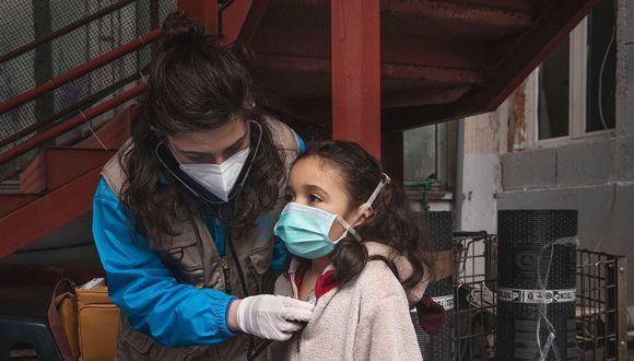 En los últimos días se ha relacionado a esta enfermedad con el COVID-19, por la similitud de los síntomas. (Foto: Unicef)