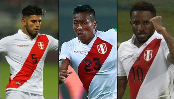 Carlos Zambrano, Pedro Aquino y Jefferson Farfán fueron convocados por Ricardo Gareca para la fecha triple de octubre.
