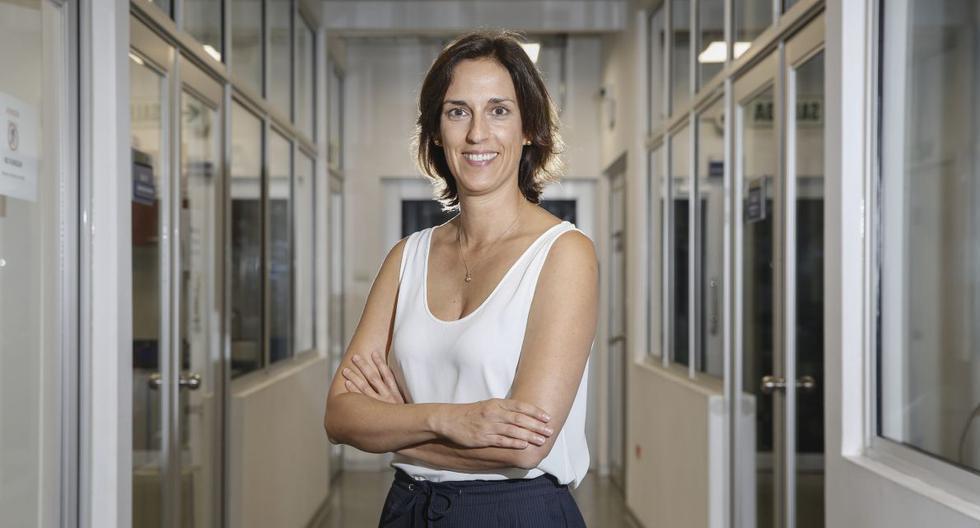 Para la doctora Mariana Leguía, del Laboratorio de Genómica de la PUCP, hay que tomar con seriedad este brote de coronavirus COVID-19 en el mundo, pero no hay razones para entrar en pánico. (Foto: PUCP)